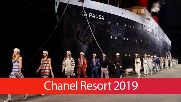 Chanel Resort 2019