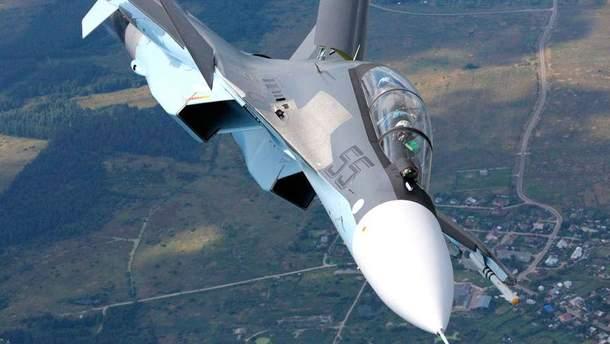 Очередной фейк от российских СМИ: как птица сбила истребитель РФ