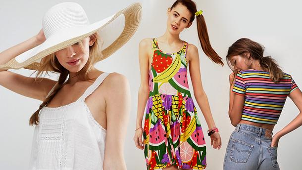 Тренди пляжної моди 2018