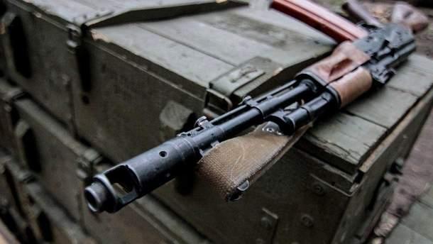 В Ровно от пули погиб военный-контрактник