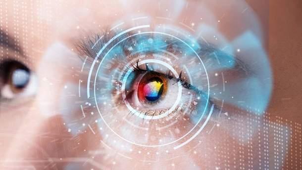 Створено контактні лінзи, які допоможуть дальтонікам розрізняти кольори