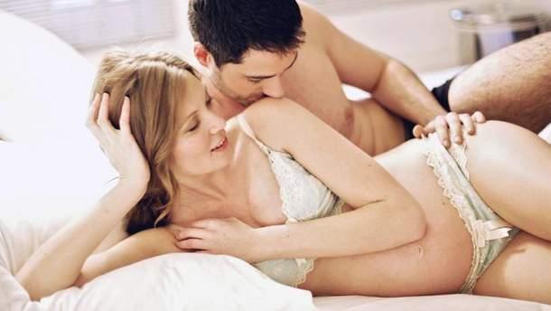 Секс беременни девушка