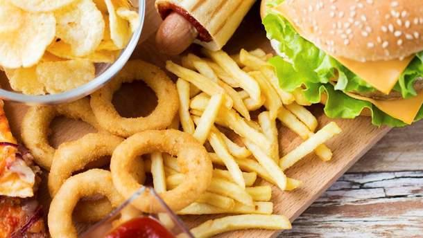 Популярна їжа підвищує ризик безпліддя