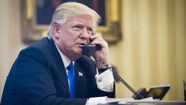 Трамп повідомив, що узгодив з Кім Чен Ином місце і дату зустрічі