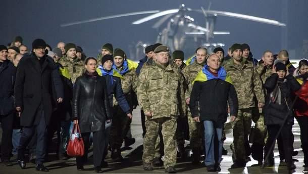 Росіяни блокують обмін полоненими