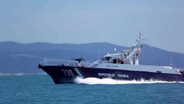 Україна терміново надіслала ноту Росії через затримання українських рибалок
