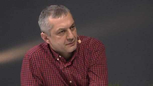 Журналист Бачо Корчилава
