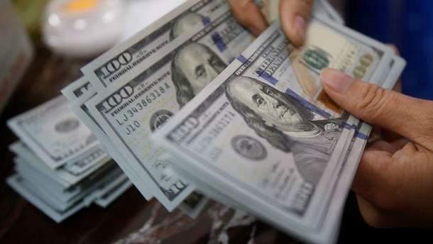Украина перечислила МВФ 368 миллионов долларов