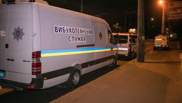 Вночі 5 травня у Києві пролунав вибух