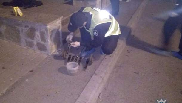 Полиция выясняет обстоятельства взрыва в Киеве