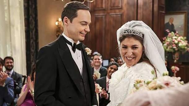Эми и Шелдон поженятся в 11 сезоне