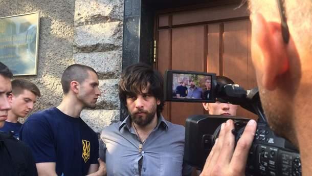 Бразильского наемника Рафаэля Лусварги задержали 4 мая в Киеве