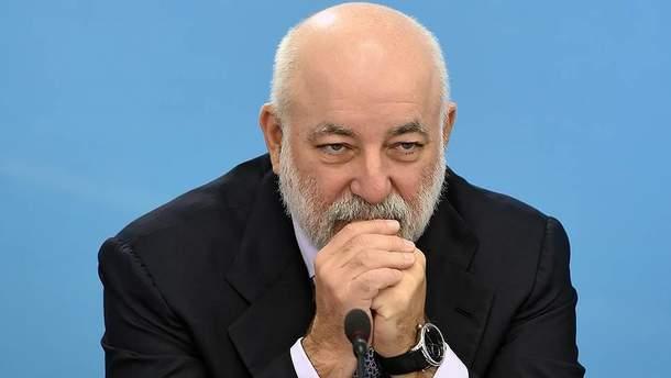 Российский олигарх Виктор Вексельберг
