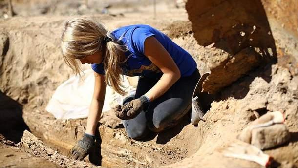 Археологи обнаружили древние орудия труда