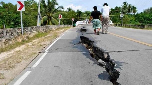 На Філіппінах стався землетрус
