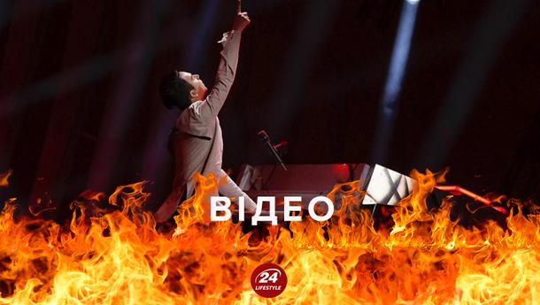MELOVIN на Євробаченні 2018 – відео виступу