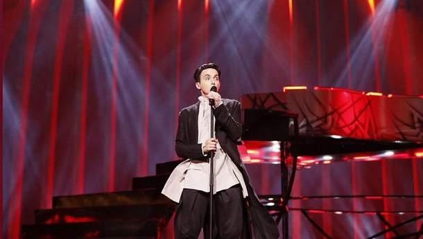 Финал Евровидения 2018 Украина: какое место занял MELOVIN