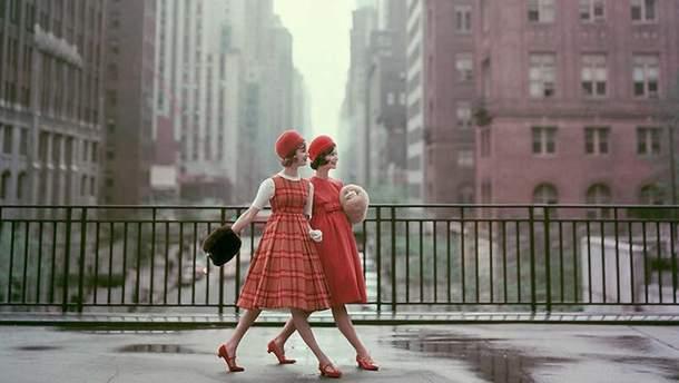 Сеть ошеломили цветные фото США, сделанные в 1950-х годах