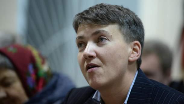 Савченко взявся захищати колишній адвокат Штепи і «Топаза»
