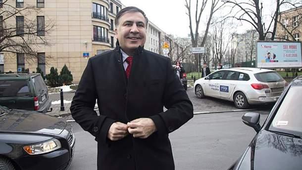 Міхеїл Саакашвілі