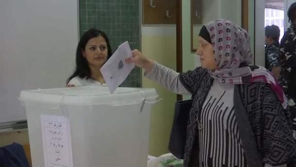 Вибори в Лівані