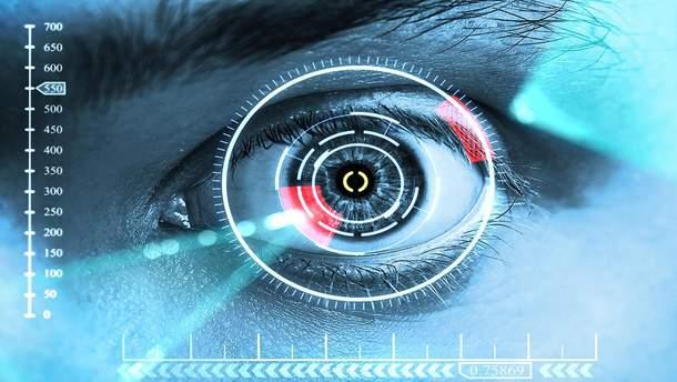 Ультратонкая мембрана перетворює очі на лазери