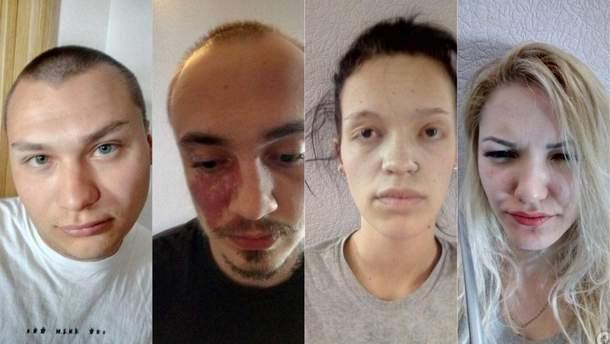 Затримано нападників на атовця Вербича у Києві