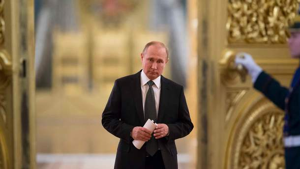 Ключевую роль в инаугурации Путина сыграет объявленный Украиной в розыск преступник