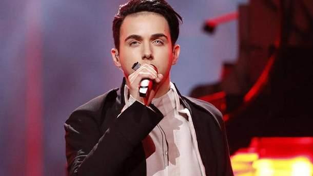 Melovin  на Євробаченні