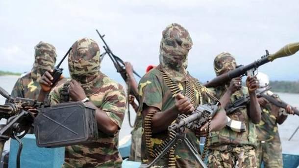 Нігерійські бойовики