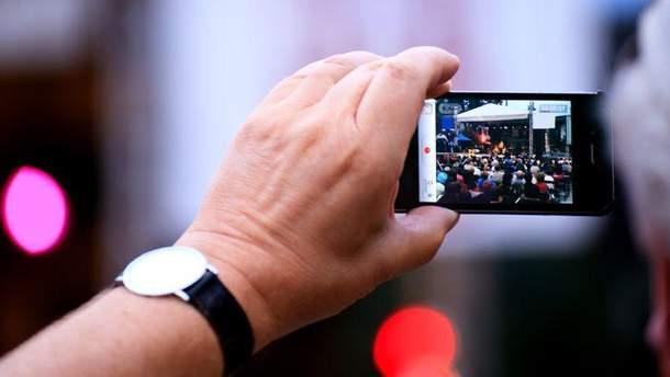 Як знімати якісні відео на смартфон: поради