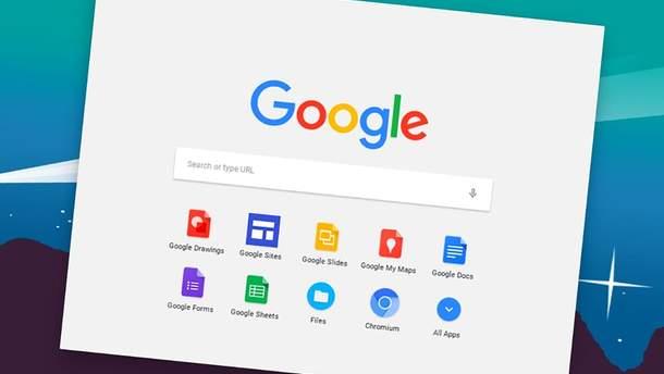 Операційна система Chrome отримала підтримку Linux-додатків