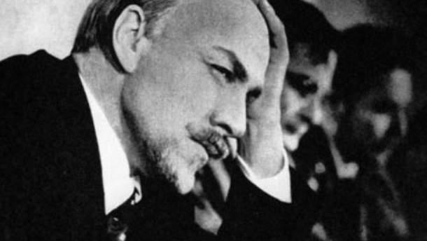 Демонтированный памятник Ленину продают на аукционе за полмиллиона гривен