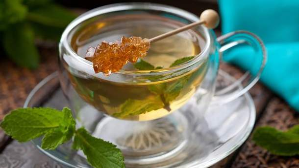 Марокканський м'ятний чай