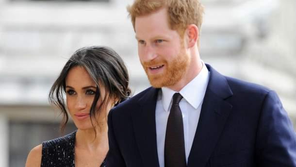 Принц Гаррі та Меган Маркл станцюють перший весільний танець під пісню Вітні Х'юстон