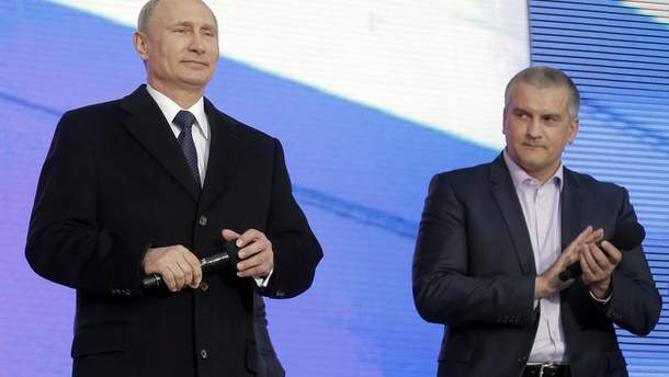 Аксенов прокомментировал начало нового срока Путина на посту президента РФ