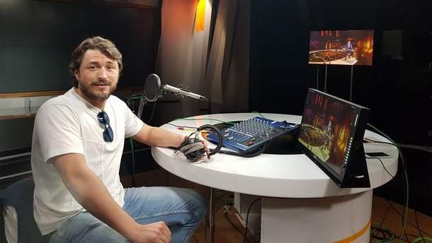 Сергій Притула готується до першого півфіналу Євробачення