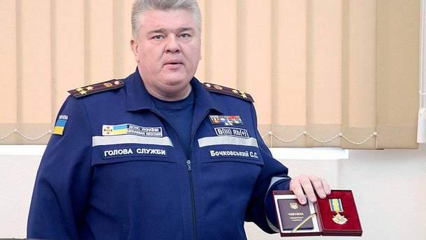 Бочковский требует принудительно восстановить его вдолжности