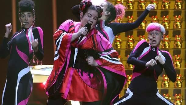 Победитель Евровидения 2018 – Нетта Барзилай:  видео выступления