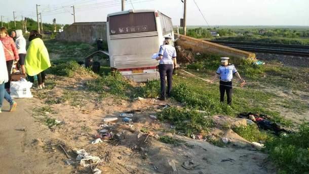 ДТП с украинскими туристами в Румынии: есть пострадавшие