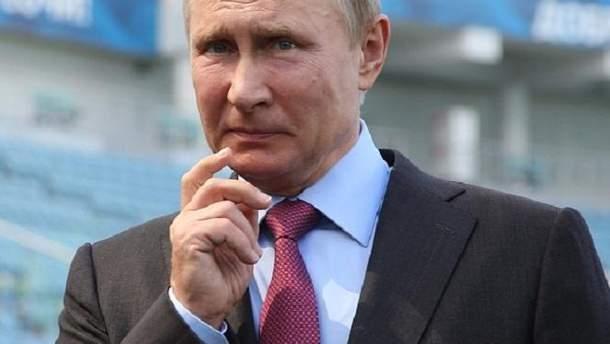 Кремль опублікував цілі РФ до 2024 року