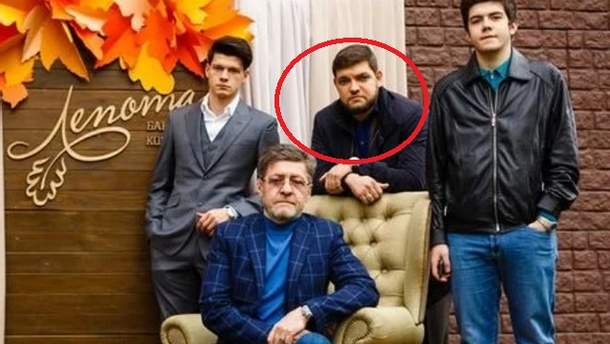 Побиття Найєма: суд взяв під варту Магомед-Аміна Саітова