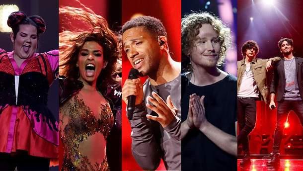 Євробачення 2018: найкращі виступи