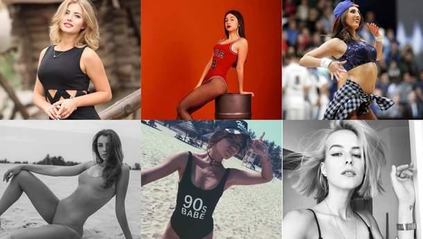Українцям запропонували обрати найкращу дівчину з груп підтримки: спокусливі фото конкурсанток
