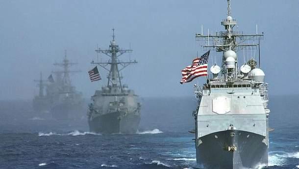 США возобновляют Второй флот на фоне напряженности с Россией