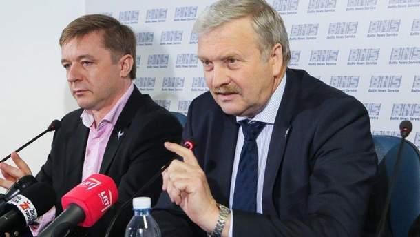 Литовському євродепутату Бронісу Ропе заборонили в'їзд ро Росії