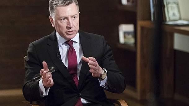 Курт Волкер заявил, что санкции против России нужно усиливать