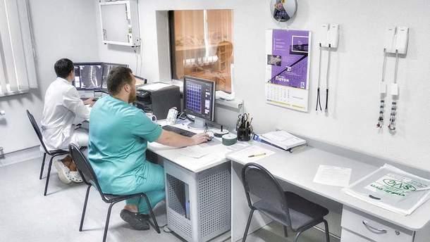 """Приватна клініка """"Сімедгруп"""" у Франківську"""