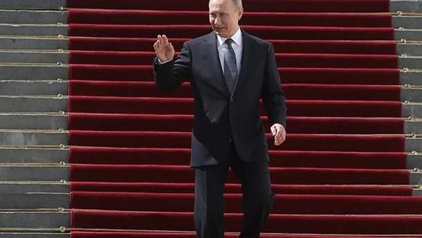 Інавгурація Володимира Путіна