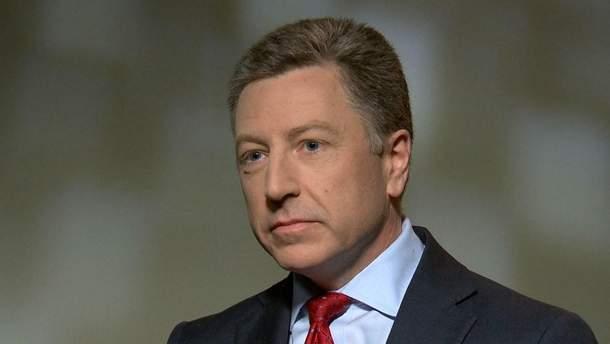 Санкции неотразились наполитикеРФ вотношении Украины— Волкер